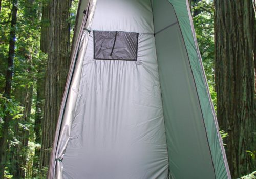 Large Pop up Toilet Tent