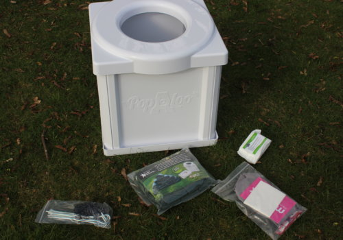 Popaloo-Portable Camping Toilet