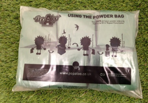 Popaloo Eco Powder Bags (PB10)