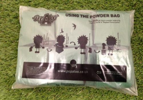 Popaloo Eco Powder Bags (PB10)