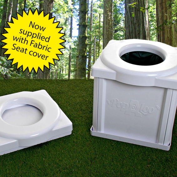 popaloo portable camping toilet portable camping toilets popaloo. Black Bedroom Furniture Sets. Home Design Ideas